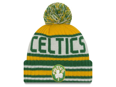Boston Celtics New Era NBA HWC Jacoby Knit