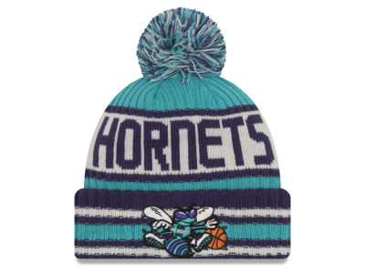 Charlotte Hornets New Era NBA HWC Jacoby Knit