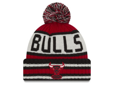 Chicago Bulls New Era NBA HWC Jacoby Knit
