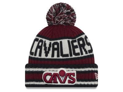 Cleveland Cavaliers New Era NBA HWC Jacoby Knit