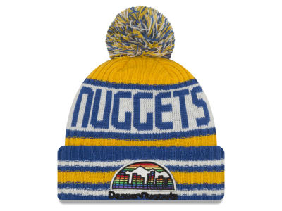 Denver Nuggets New Era NBA HWC Jacoby Knit