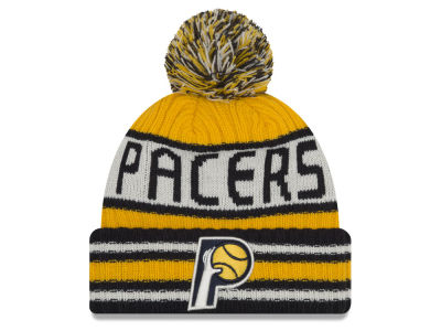 Indiana Pacers New Era NBA HWC Jacoby Knit