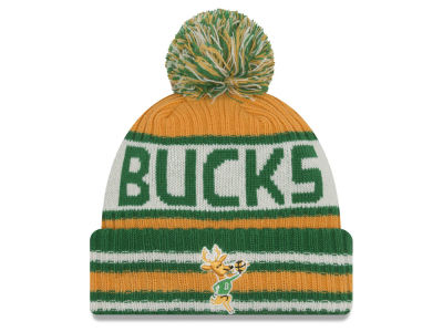 Milwaukee Bucks New Era NBA HWC Jacoby Knit