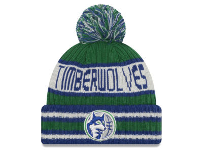 Minnesota Timberwolves New Era NBA HWC Jacoby Knit