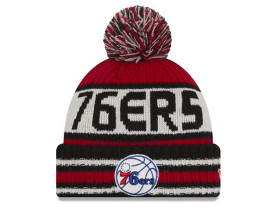 Philadelphia 76ers New Era NBA HWC Jacoby Knit