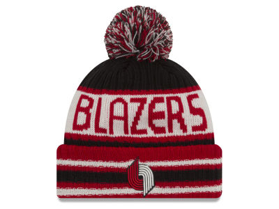 Portland Trail Blazers New Era NBA HWC Jacoby Knit