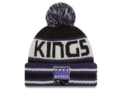 Sacramento Kings New Era NBA HWC Jacoby Knit
