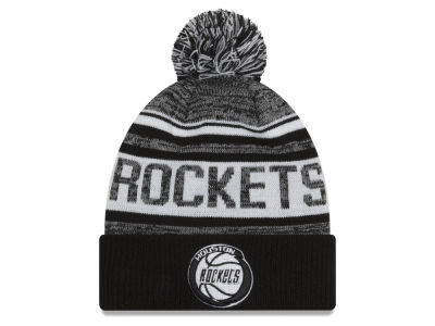 Houston Rockets New Era NBA Hardwood Classic White Out Knit