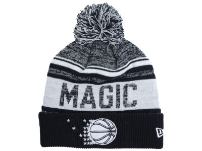 Orlando Magic New Era NBA Hardwood Classic White Out Knit