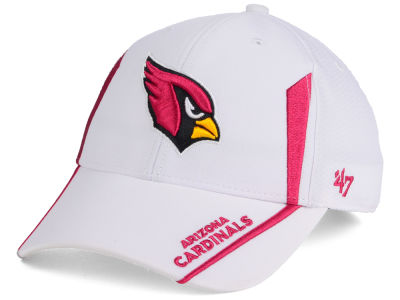 Arizona Cardinals NFL White Arc '47 MVP Cap