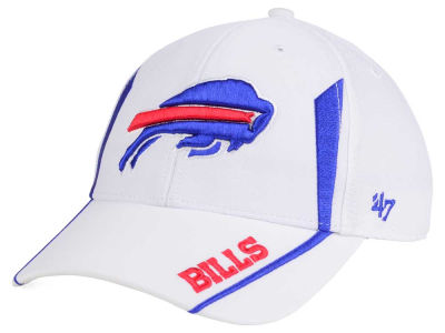 Buffalo Bills NFL White Arc '47 MVP Cap