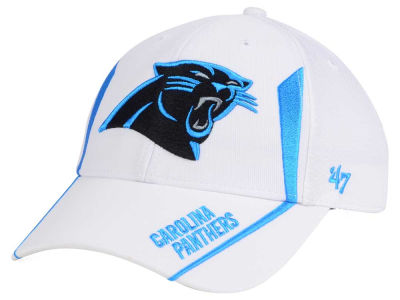 Carolina Panthers NFL White Arc '47 MVP Cap