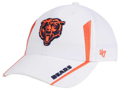 Chicago Bears NFL White Arc '47 MVP Cap