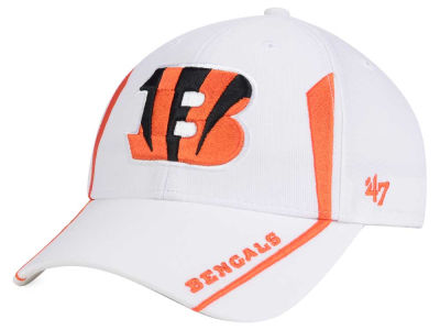 detailed look 59210 c9488 ... greece cincinnati bengals nfl white arc 47 mvp cap 81bde 292d3