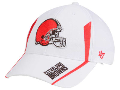 Cleveland Browns NFL White Arc '47 MVP Cap