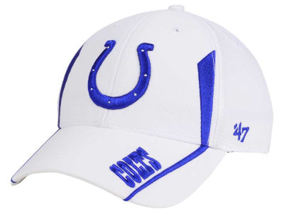 Indianapolis Colts NFL White Arc '47 MVP Cap