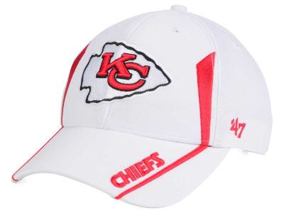 Kansas City Chiefs NFL White Arc '47 MVP Cap