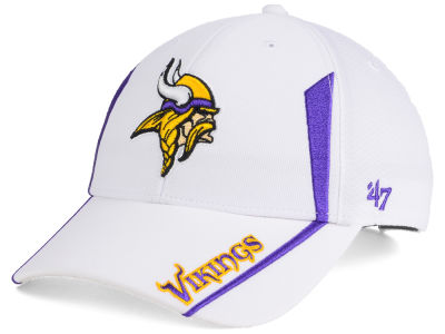 Minnesota Vikings NFL White Arc '47 MVP Cap