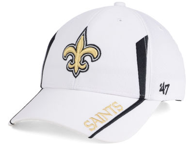 New Orleans Saints NFL White Arc '47 MVP Cap
