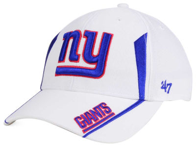 New York Giants NFL White Arc '47 MVP Cap