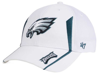 Philadelphia Eagles NFL White Arc '47 MVP Cap