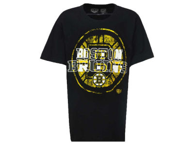 Boston Bruins NHL Youth Puzzle T-Shirts