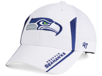 Seattle Seahawks NFL White Arc '47 MVP Cap