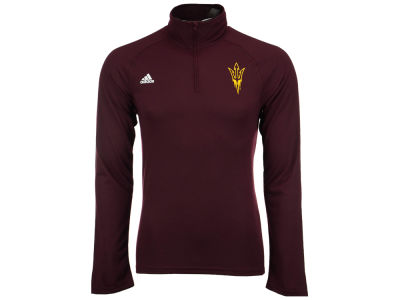 Arizona State Sun Devils adidas NCAA Men's Primary Screen Ultimate Quarter Zip Pullover