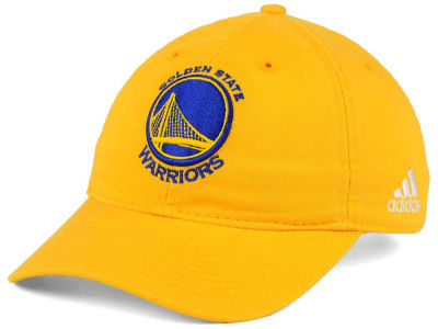 Golden State Warriors adidas NBA Slouch Adjustable Cap