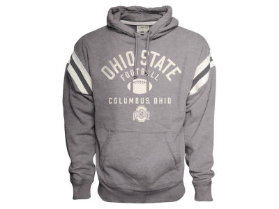 Ohio State Buckeyes NCAA Men's Football Vintage Athletic Hoodie