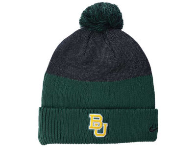 Baylor Bears Nike NCAA Low Crown Reflective Knit