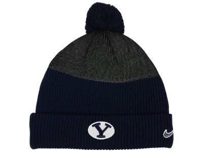 Brigham Young Cougars Nike NCAA Low Crown Reflective Knit