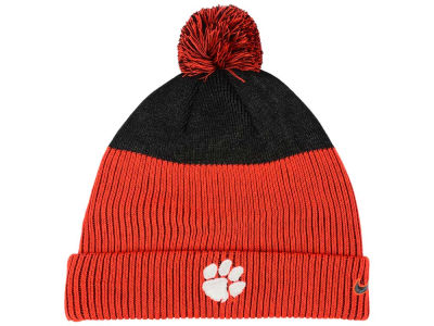 Clemson Tigers Nike NCAA Low Crown Reflective Knit