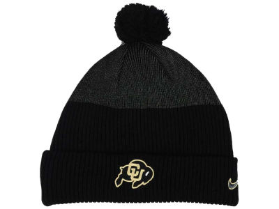 Colorado Buffaloes Nike NCAA Low Crown Reflective Knit