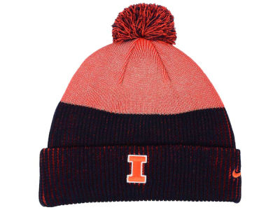 Illinois Fighting Illini Nike NCAA Low Crown Reflective Knit