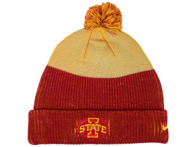 Iowa State Cyclones Nike NCAA Low Crown Reflective Knit