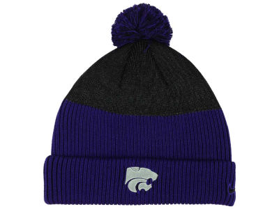 Kansas State Wildcats Nike NCAA Low Crown Reflective Knit