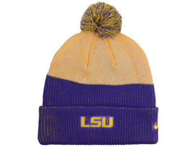 LSU Tigers Nike NCAA Low Crown Reflective Knit