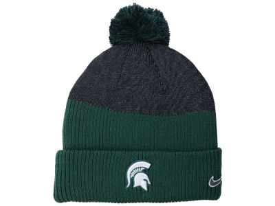 Michigan State Spartans Nike NCAA Low Crown Reflective Knit