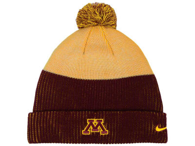 Minnesota Golden Gophers Nike NCAA Low Crown Reflective Knit