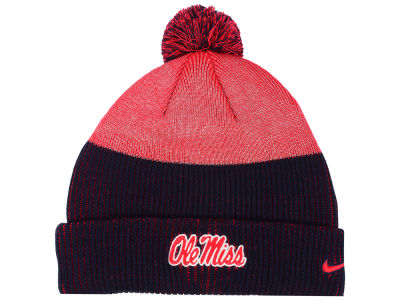 Ole Miss Rebels Nike NCAA Low Crown Reflective Knit