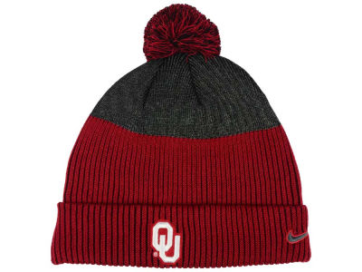 Oklahoma Sooners Nike NCAA Low Crown Reflective Knit