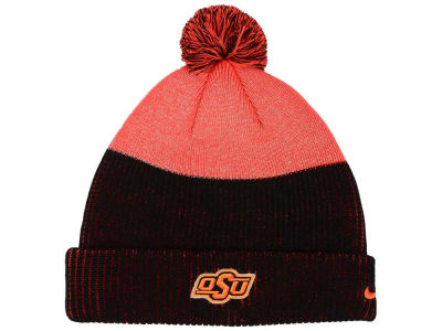 Oklahoma State Cowboys Nike NCAA Low Crown Reflective Knit