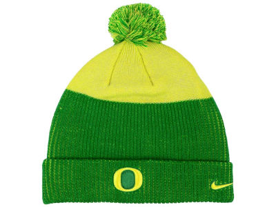 Oregon Ducks Nike NCAA Low Crown Reflective Knit
