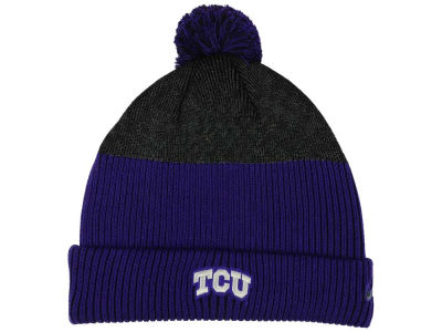 Texas Christian Horned Frogs Nike NCAA Low Crown Reflective Knit
