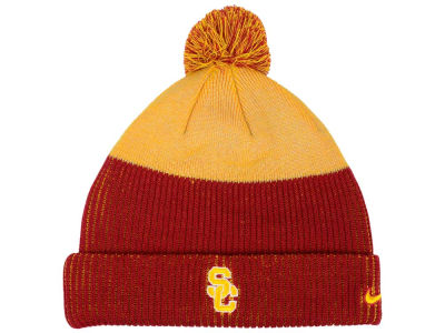 USC Trojans Nike NCAA Low Crown Reflective Knit
