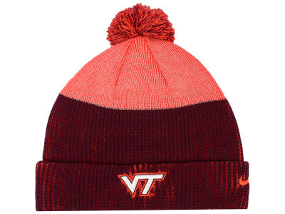 Virginia Tech Hokies Nike NCAA Low Crown Reflective Knit