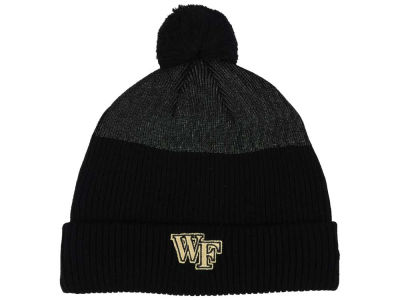 Wake Forest Demon Deacons Nike NCAA Low Crown Reflective Knit