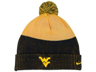 West Virginia Mountaineers Nike NCAA Low Crown Reflective Knit