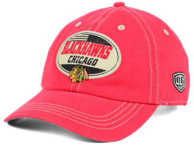 Chicago Blackhawks Old Time Hockey NHL Angus Adjustable Cap